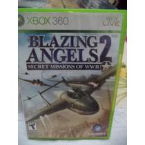 Xbox 360 - Blazing Angels 2 - Secret Missions