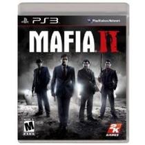 Jogo Lançamento Mafia Ii Da 2kgames Para Playstation 3 Ps3