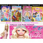 Barbie Collections + Disney Princess - Playstation 2