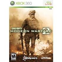 Jogo Ntsc Xbox 360 Call Of Duty Modern Warfare 2 Mw2 C/bonus