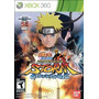 Naruto Shippuden Ninja Storm Generations Mídiafísic Xbox 360