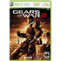 Gears Of War 2 - Exclusivo Xbox 360 Semi Novo