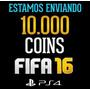 Consiga De Graça Até 150.000 Coins Fifa 16 - (ps4)