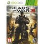 Gears Of War 3 P/ Xbox 360 Original Frete R$7,00