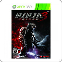 Ninja Gaiden 3 - Xbox 360 - Original Novo Lacrado
