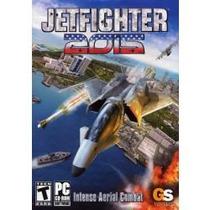 Jogo Lacrado Jetfighter 2015 Para Computador Pc