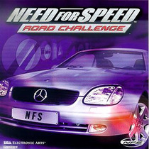 Game Pc Need For Speed Road Clallenge - Cd-rom