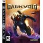 Dark Void Ps3 Jogo Novo Original Lacrado Mídia Física