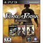 Jogo Americano Para Ps3 Prince Of Persia Trilogy 3d Hd