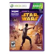 Star Wars Microsoft Xbox 360 Kinect Lacrado Entrego Zsul
