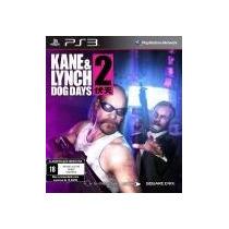 Kane & Lynch 2 Dog Days Ps3 Frete R$6,00 Botafogo Zsulrj