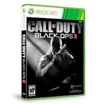 Jogo Ntsc Cod Black Ops 2 Xbox 360 Totalmente Em Português