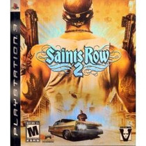 Jogo Ntsc Lacrado Original Saints Row 2 Da Thq Para Ps3