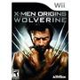 Jogo Lacrado X-men Origins Wolverine Para Nintendo Wii