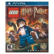 Jogo Vita Lacrado Lego Harry Potter Years 5-7 Para Psvita