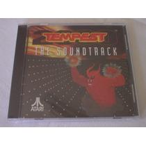 Atari Jaguar :cd Trilha Sonora Tempest 2000 Lacrado