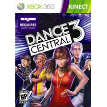 Jogo Dance Central 3 Para Xbox 360 - Kinect - Microsoft