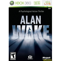 Alan Wake - Original Impecável