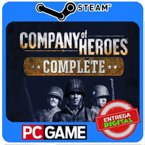 Company Of Heroes Complete Pack Steam Cd-key Global