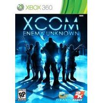 Jogo Ntsc Xcom Enemy Unknown Original Lacrado Pra Xbox 360