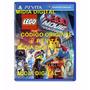 Lego: The Lego Movie Videogame - Ps Vita - Código Original