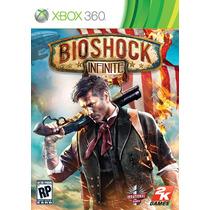 Bioshock Infinite Xbox 360 - Jogo Legendado Em Português