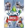 Expansão The Sims 3 Diesel Original E Lacrado Para Pc Ou Mac