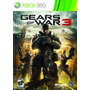 Gears Of War 3 Exclusivo Xbox 360 - Legendado Português Br