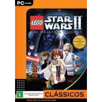 Game - Pc Jogo Lego Star Wars 2- The Original Trilogy - G078