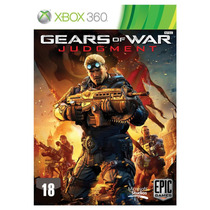 Gears Of War 4 (judgmente - Ntsc) Em Português { Xbox 360 }