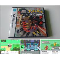 Pokemon Platinum Nintendo Ds , Dsi , Dsl, 3ds! Lacrado!