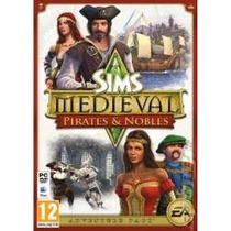Jogo Lacrado The Sims Medieval Pirates & Nobles Pra Pc E Mac