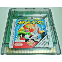 Jogo Gameboy Color - Gba Advance Martian Alert!