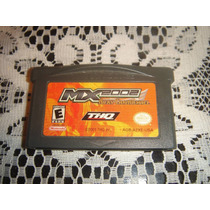 Mx 2002 Original Game Boy Advance