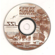 Cd-rom Great Naval Battles Iv / Simulador, Estratégia, Games
