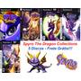 Spyro The Dragon Collections - Playstation 2 Frete Gratis!!