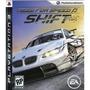 Jogo Need For Speed Shift Para Ps3 Americano Lacrado Eagames