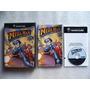 Game Cube: Megaman Anniversary Collection Completo!! Raro!!
