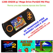 + De 1200 Patch P/ Md Play Mega Drive