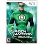 Wii Nintendo Green Lantern Lanterna Verde