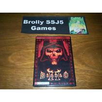 Diablo 2 Lacrado Original Computador Pc Game Jogo