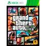 Gta V - Gta 5 Xbox 360 Novo Original Lacrado Em 12x