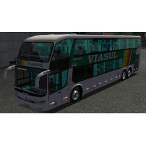 Patch Mod Bus V9 2013- 18 Wheels - Simulador De Ônibus
