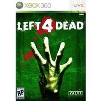 Jogo Para Xbox 360 Left 4 Dead Lacrado Com Pack Survival