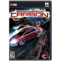 Game Pc Need For Speed Carbon Dvd-rom