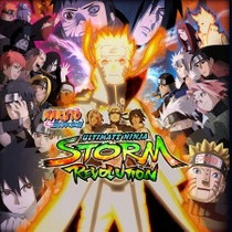Naruto Shippuden/ Ultimate Ninja Storm Revolution Jogos Ps3