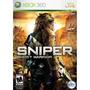 Sniper: Ghost Warrior - Xbox 360 - Ntsc - Lacrado