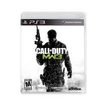 Call Of Duty Modern Warfare 3 Mw 3 Mw3 Ps3 Pronta Entrega
