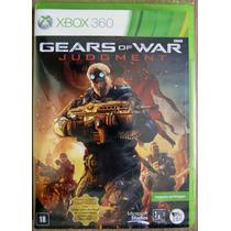Gears Of War Judgment - Xbox 360 - Novo Lacrado - Português