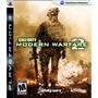 Call Of Duty Modern Warfare 2 (mw2) - Jogo Ps3 Em Disco